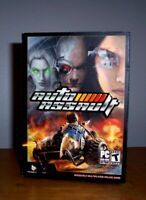 Auto Assault PC Windows XP MMO Game   DVD-ROM 2006