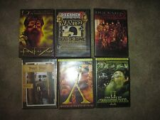 6 Duckman DVDs:Fowl Mood,Relentless,Bloodline,MiddleEarth,HowWestWasWon,++