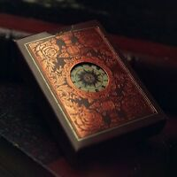Victorian Room Playing Cards Limited Edition Deck by The Blue Crown