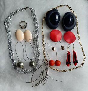 Multicoloured Jewellery Lot