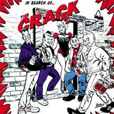 The Crack In Search Of The Crack CD+Bonus Tracks NEW SEALED Punk