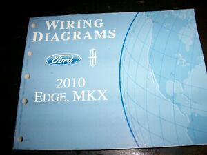 Service Repair Manuals For Lincoln Mkx For Sale Ebay