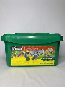 K'NEX Education - Kid Group Building Set - 130 Pieces Ages 3+ Home school CLEAN