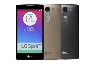 "Android Unlocked Original LG SPIRIT 4G LTE H440N H440 WIFI 4.7"" 8MP 4G QUAD-CORE"