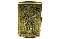 Pure Brass Constantine Ghost Elegy Cigarette Boxes Case
