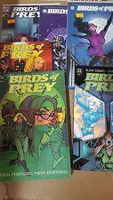 Batman Comic Lot BIRDS OF PREY tpb book 1 old friends 20-55 57 58 60-127 nm b bo