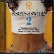 Sisters of Swing 2 (1996) | Cd | Janet Jackson, Brownstone, Eternal, Mary J. .