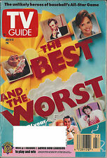 1991 TV GUIDE The Best and the Worst The TV Year in Review July 6-12