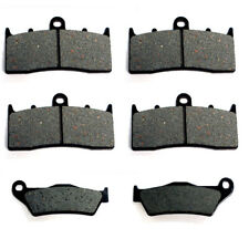 Volar Front & Rear Brake Pads for 2002-2006 BMW R1150GS (K89 / 0441)
