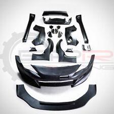 Toyota GT86 / Subaru BRZ EPR V3 Style Wide Aero Body Kit