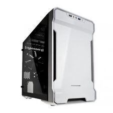 Phanteks Enthoo Evolv Tempered Glass Mini-ITX Case - White
