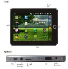 """SMARTPHONE TABLET WIFI SCHERMO 7"""" MOBILE PHONE GSM ANDROID TOUCH SCREEN 3G EXTER"""