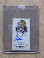 08-09 UD Champs Mini Auto STEVE MASON Black Back Rookie