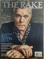 The Rake International Edition Sept 2017 Ray Liotta Interview FREE SHIPPING sb