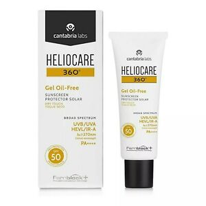 Heliocare 360Gel Oil-Free Dry Touch SPF50 50ml