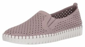 NIB Skechers Women's Sepulveda Blvd A La Mode Slip-On Sneaker Lilac Size 8