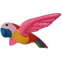 Pappagallo Giocattolo Gonfiabile Bambini Uccello Mare Piscina Festa 53 * 73PB