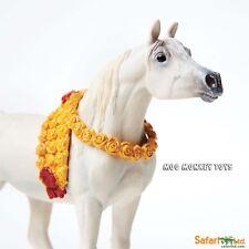 WHITE ARABIAN MARE Safari Ltd # 159205 Horse Replica Collectible Toy NWT