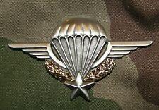 Insigne de poitrine du Brevet Parachutiste para NEUF