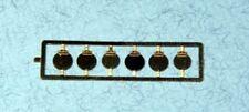 Accessori 1/43 TAPPI OLIO/ACQUA/BENZINA TIPO COFANO PORSCHE 911 Renaissance 43BP