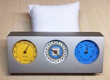 Orologio/Sveglia/Igrometro/Termometro-Pippo Perez design-Capri Time-anni '90-