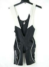 Etxeondo Size L White Black Cycling Bib Shorts