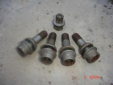 FORD GALAXY MK2 , WHEELS  SECURITY  BOLTS