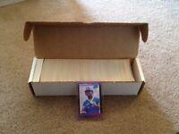 VINTAGE COMPLETE 1989 DONRUSS BASEBALL SET W/ MVP'S/PUZZLE -707 PIECES - GRIFFEY
