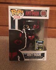 Funko Pop! Marvel Ant-Man Blackout Comic Con Exclusive #85