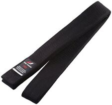 Pro Touch Unisex Niños Hombre Mujer Cinturón Budo Negro