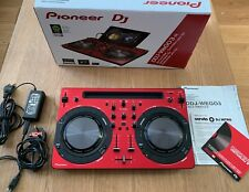 Pioneer DJ Controller DDJ WeGo3 - Amazing Condition, No Reserve Auction