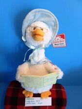 Cuddle Barn Mother Goose 2013 Talking plush(390-034)