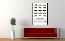 """1963 VOLKSWAGEN VW BEETLE EVOLUTION AD PRINT WALL POSTER PICTURE 33.1""""x23.4"""""""