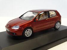 Schuco: VW Golf 5 3drs Sunset rood Metallic 821930110