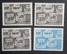 Sweden (1969) Norden Boats / Transport - Mint (MNH)