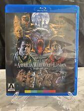 An American Werewolf In London - Blu Ray - Arrow Video - 80s Horror Cult Classic