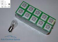 lucas LLB382 Ba15s SCC 12v 21W indicator bulb x 10