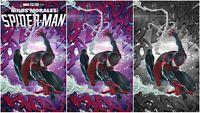 MILES MORALES SPIDER-MAN #19 SKAN SRISUWAN ASM #300 HOMAGE 3 COVER VARIANT SET
