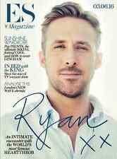 ES Magazine Ryan Gosling George Blagden NEW