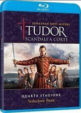 Blu Ray I TUDOR - Scandali a Corte - Stagione 04 - (3 Dischi) Serie Tv...NUOVO