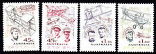 Aviation Australian Decimal Stamp Blocks & Sheets