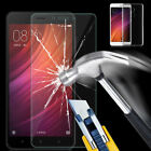 Clear TPU Case Cover+Tempered Glass Screen Protector For Xiaomi Redmi Note 4X