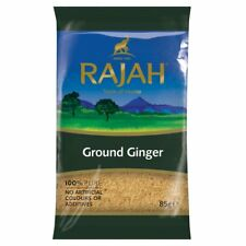 Rajah Ground Ginger powder 85g - Indian, Chinese, food spice seasoning for curry