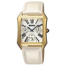 Armbanduhren im Luxus-Stil mit Edelstahl-Gelbgold