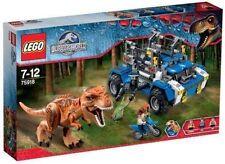 LEGO 75918 JURASSIC WORLD CAZADOR POR T-REX NUEVO RARO