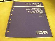 "VOLVO 1997 OEM Parts Catalog DRIVES  ""LK"" Model  #7797430-1  FINAL EDITION 3-F-2"