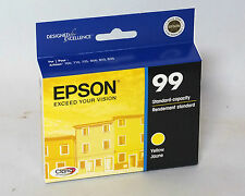 Epson 99 Yellow Artisan 700 710 725 730 800 810 835 837 NEW T099420