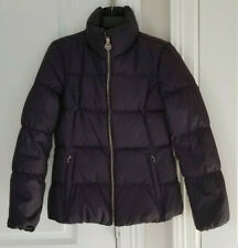 Michael Kors Women's Puffer Coat Purple Down Winter Jacket Size XS Light Weight
