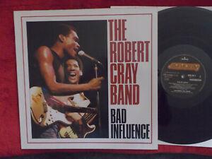 The Robert Cray Band - Bad influence       Top NL Mercury  LP