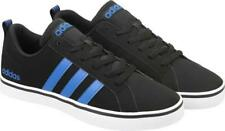 Adidas Mens VS Pace Black/Blue Trainers